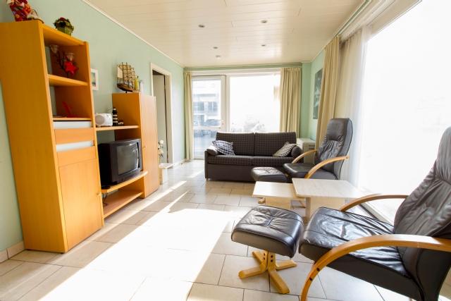 Vernieuwd tweekamer-appartement