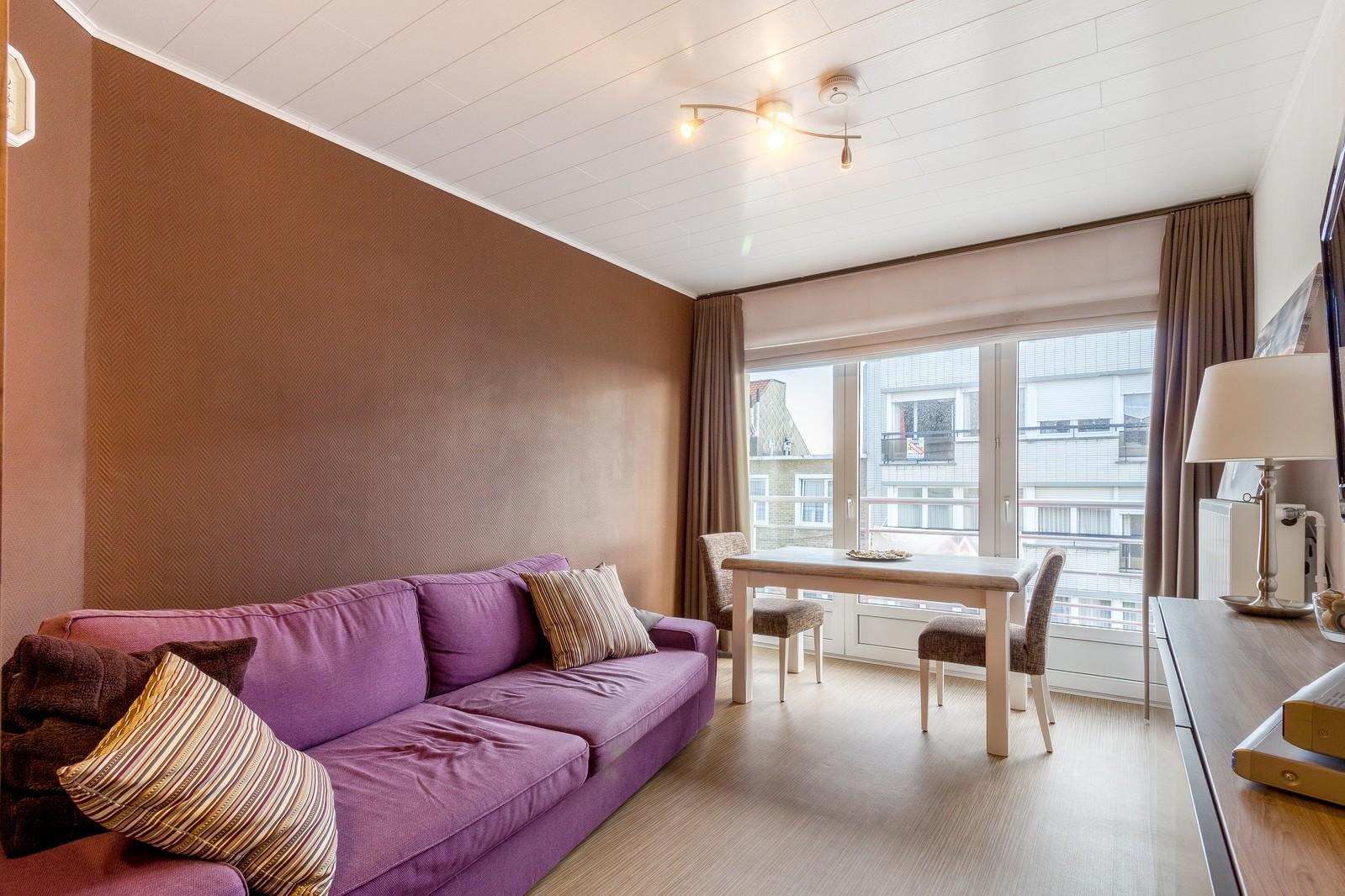 Knus gerenoveerd appartementje op een zucht van het strand