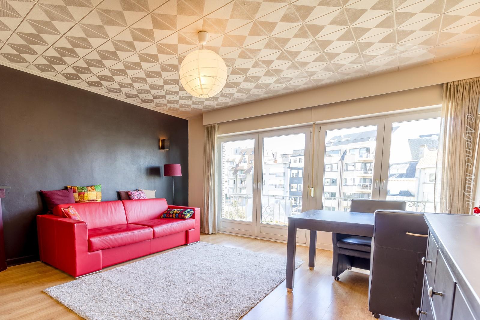 Instapklaar appartement mét 1 slaapkamer op toplocatie